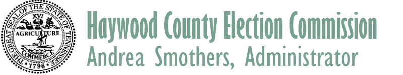 Haywood County Election Commission